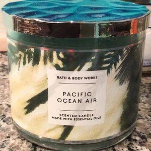 🌊 Bbw Pacific Ocean air candle